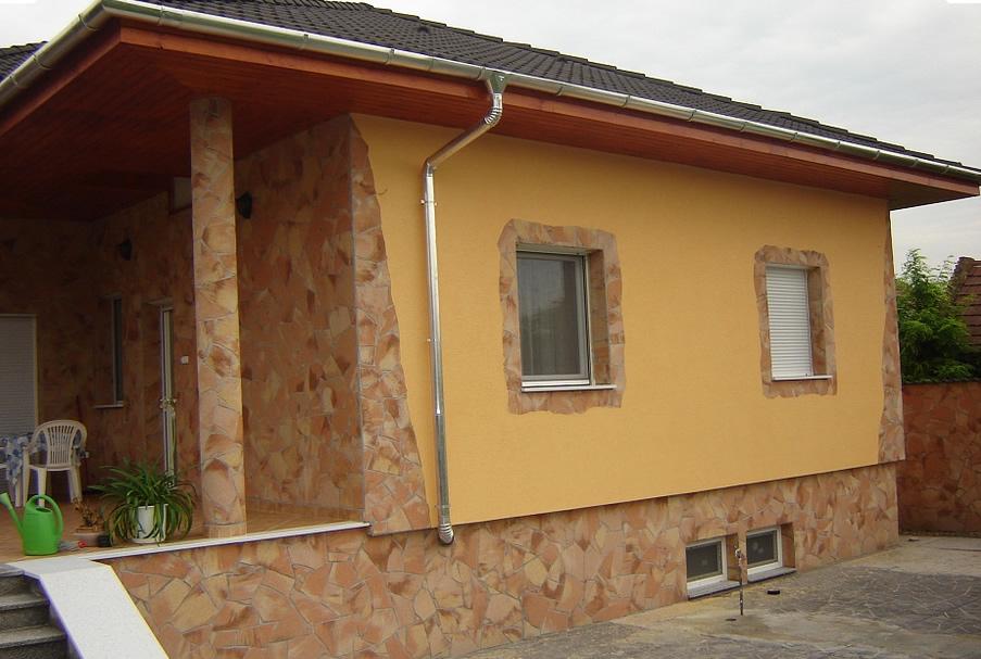 Аморит фасадный камень