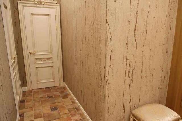 Аморит камень сплошная отделка стен