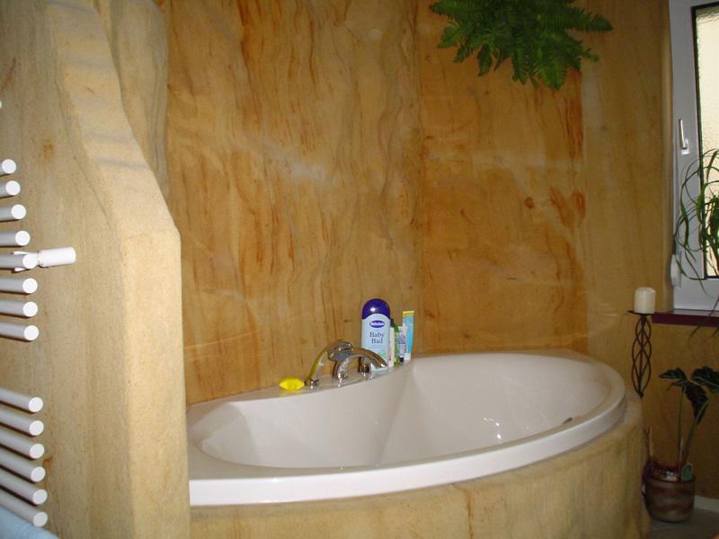 Аморит отделка ванной комнаты